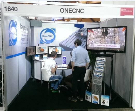 Trade Shows | OneCNC CAD/CAM Software
