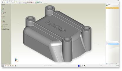 CAD Software OneCNC