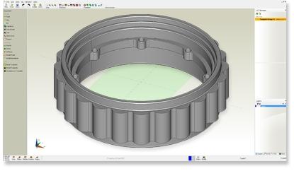 的CAD / CAM線切割安裝軟件OneCNC